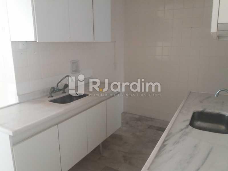Cozinha - Apartamento À Venda - Leblon - Rio de Janeiro - RJ - AP1364 - 17