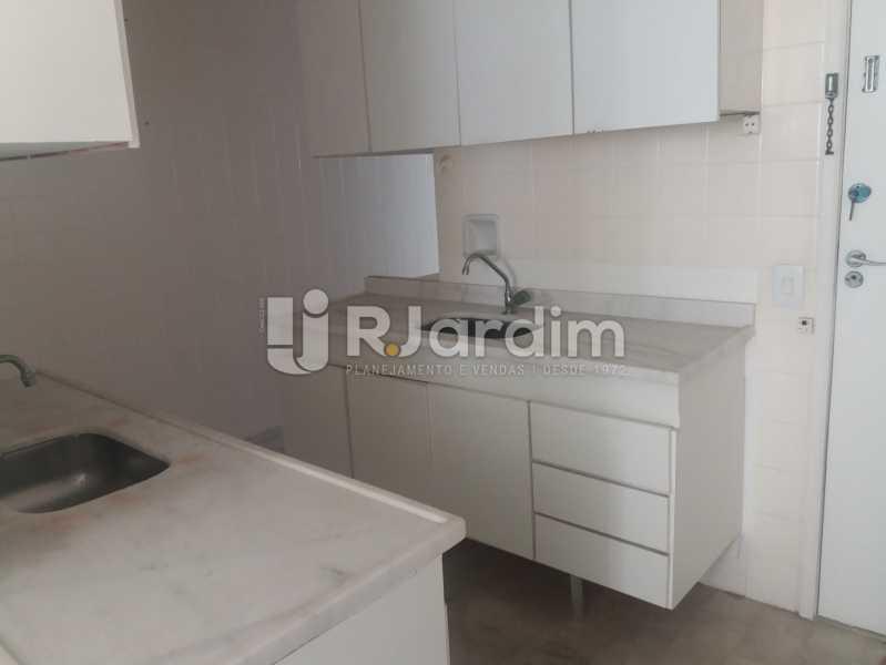 Cozinha - Apartamento À Venda - Leblon - Rio de Janeiro - RJ - AP1364 - 19