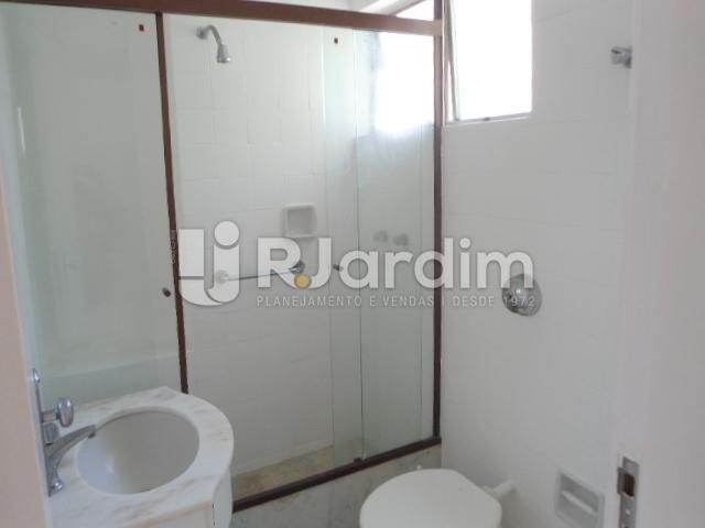 Banheiro social - Apartamento À Venda - Leblon - Rio de Janeiro - RJ - AP1364 - 15