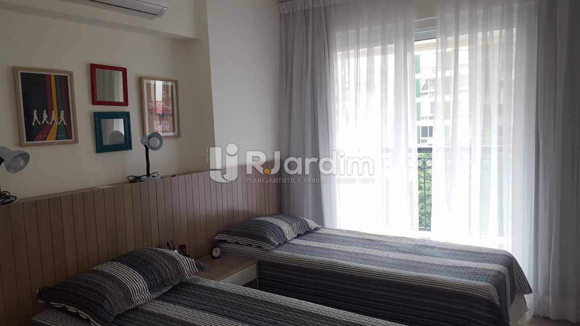 2ª SUÍTE  - Aluguel Administração Imóveis Flat Ipanema 2 Quartos - AP1471 - 11