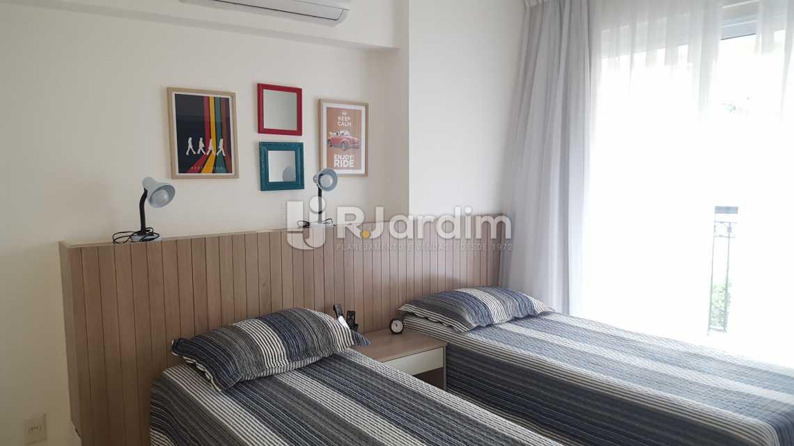 2ª SUÍTE - Aluguel Administração Imóveis Flat Ipanema 2 Quartos - AP1471 - 12