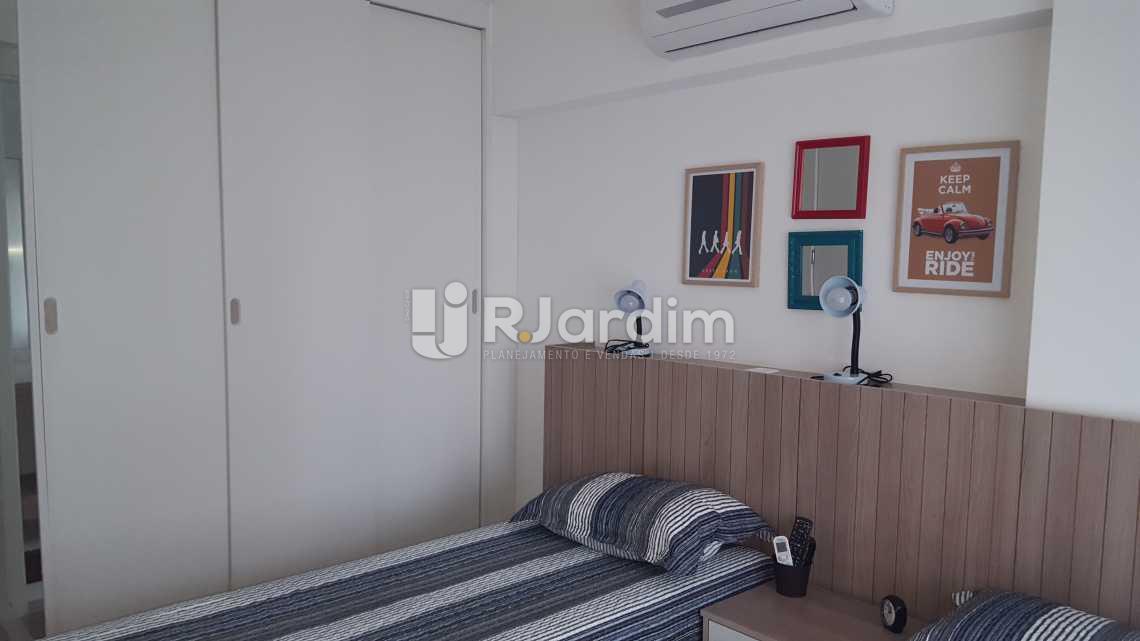 2ª SUÍTE  - Aluguel Administração Imóveis Flat Ipanema 2 Quartos - AP1471 - 13