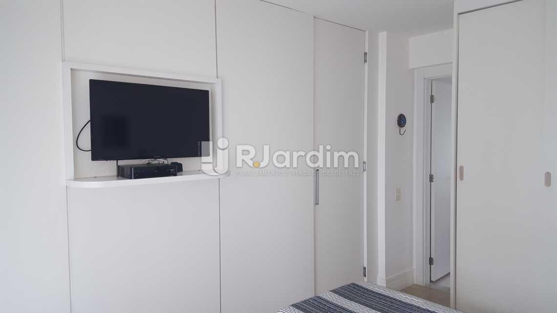 2ª SUÍTE  - Aluguel Administração Imóveis Flat Ipanema 2 Quartos - AP1471 - 15