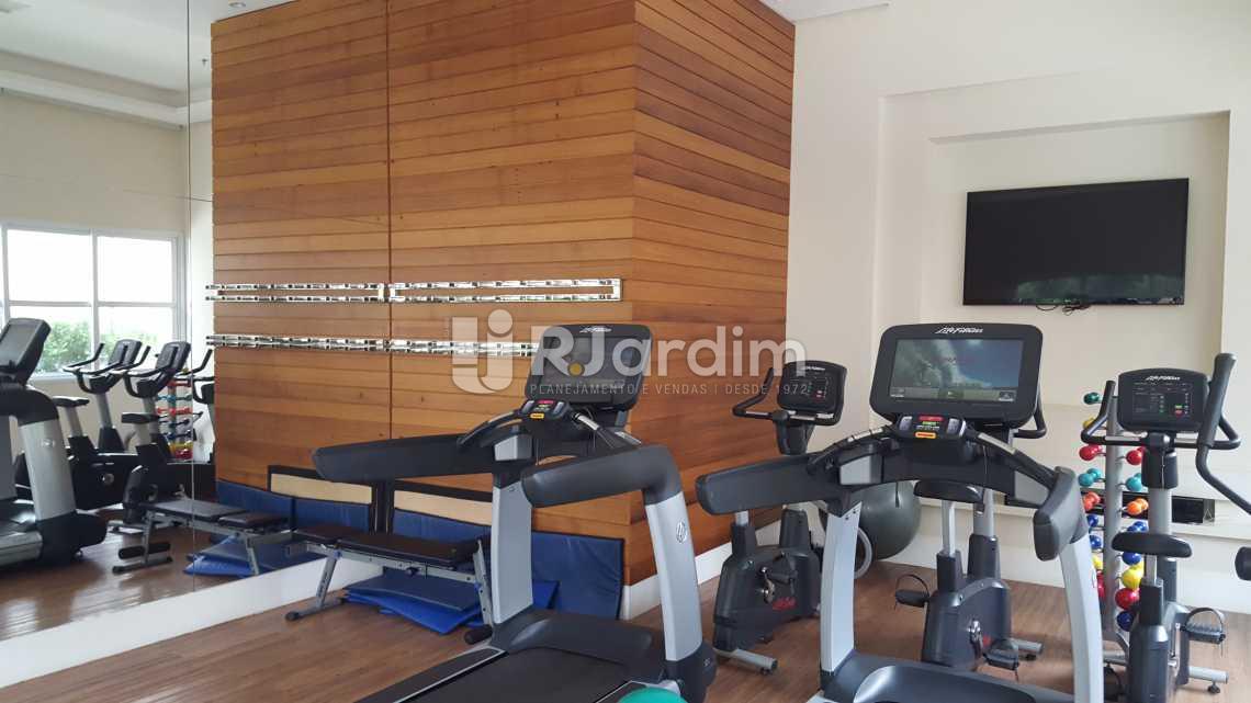 ACADEMIA - Aluguel Administração Imóveis Flat Ipanema 2 Quartos - AP1471 - 18