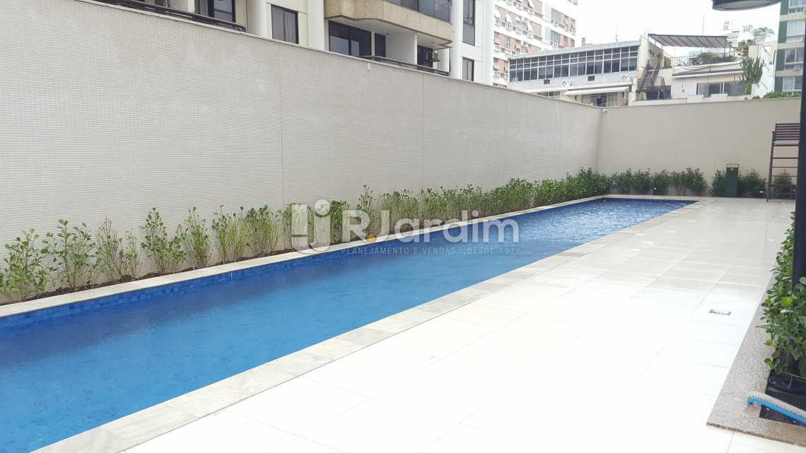 PISCINA - Aluguel Administração Imóveis Flat Ipanema 2 Quartos - AP1471 - 26