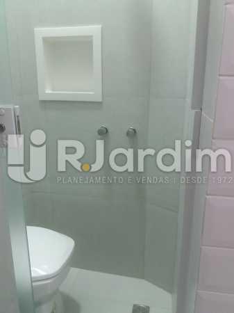 WC serviço - Compra Venda Avaliação Imóveis Apartamento Copacabana 3 Quartos - AP1586 - 25