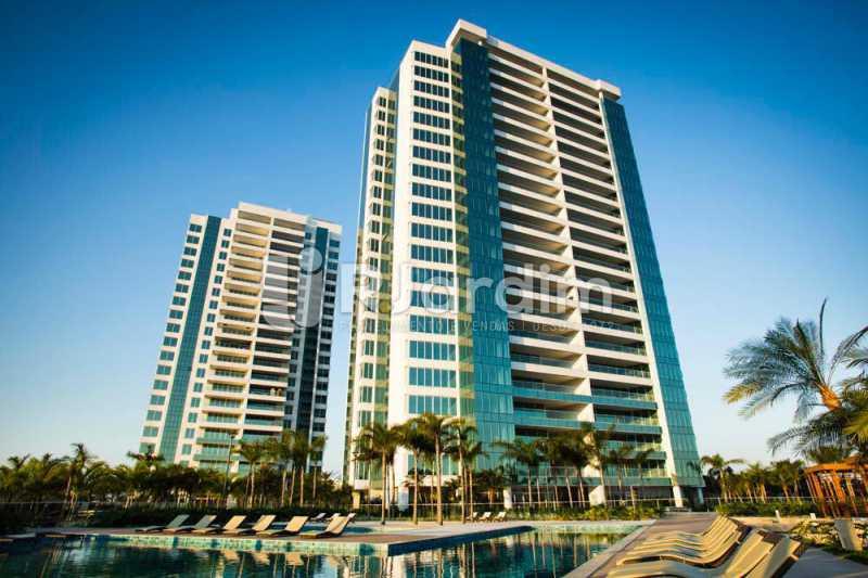 riserva-golf-p1-001 - Riserva Golf Apartamento Barra da Tijuca 4 Suítes - AP1656 - 1