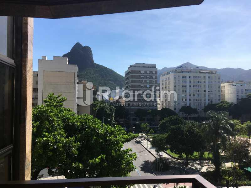 Vista varanda - Apartamento Leblon 3 Quartos Compra Venda Avaliação Imóveis - AP1702 - 3