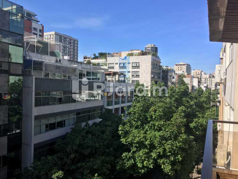 Vista frontal - Apartamento Leblon 3 Quartos Compra Venda Avaliação Imóveis - AP1702 - 7