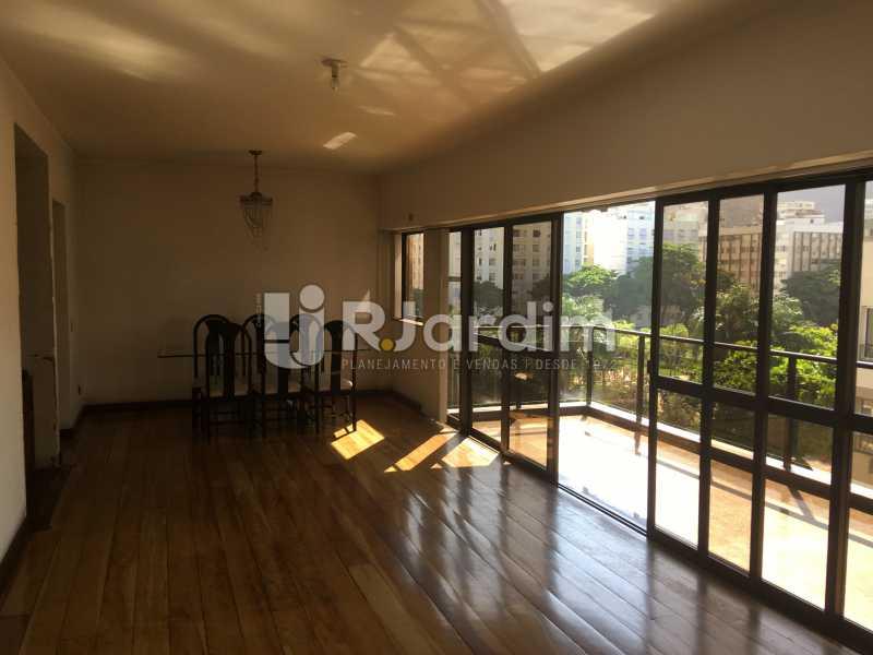 Salão - Apartamento Leblon 3 Quartos Compra Venda Avaliação Imóveis - AP1702 - 1