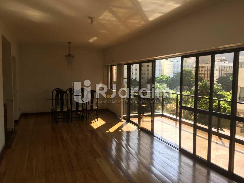 Salão - Apartamento Leblon 3 Quartos Compra Venda Avaliação Imóveis - AP1702 - 5