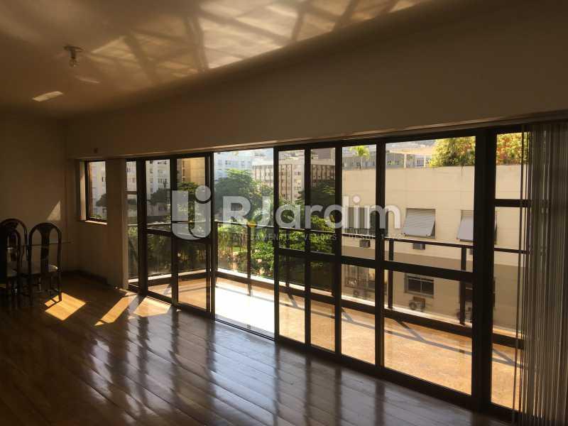 Salão - Apartamento Leblon 3 Quartos Compra Venda Avaliação Imóveis - AP1702 - 6