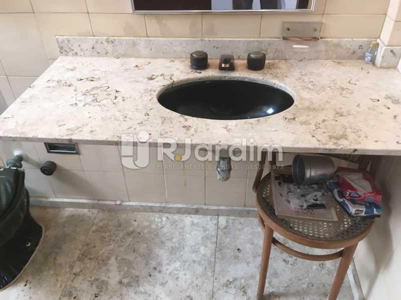 Banheiro social - Apartamento Leblon 3 Quartos Compra Venda Avaliação Imóveis - AP1702 - 12