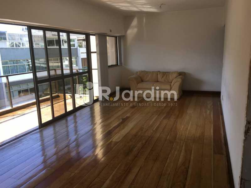 Sala - Apartamento Leblon 3 Quartos Compra Venda Avaliação Imóveis - AP1702 - 8