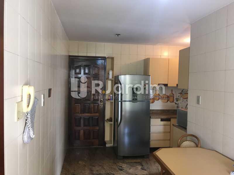 Cozinha - Apartamento Leblon 3 Quartos Compra Venda Avaliação Imóveis - AP1702 - 14