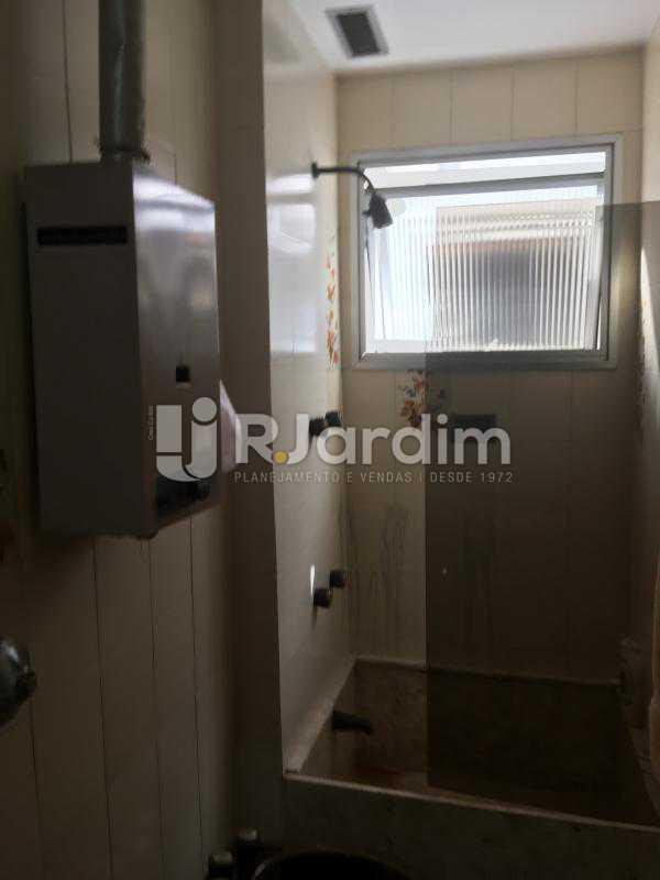 Banheiro Suíte - Apartamento Leblon 3 Quartos Compra Venda Avaliação Imóveis - AP1702 - 22