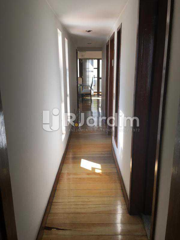 Corredor - Apartamento Leblon 3 Quartos Compra Venda Avaliação Imóveis - AP1702 - 17