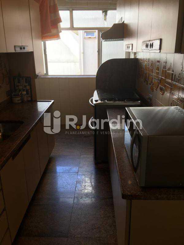 Cozinha - Apartamento Leblon 3 Quartos Compra Venda Avaliação Imóveis - AP1702 - 21