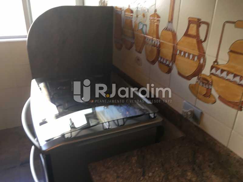 Cozinha - Apartamento Leblon 3 Quartos Compra Venda Avaliação Imóveis - AP1702 - 23