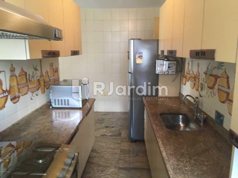 Cozinha - Apartamento Leblon 3 Quartos Compra Venda Avaliação Imóveis - AP1702 - 24