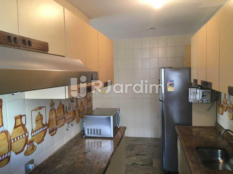 Cozinha - Apartamento Leblon 3 Quartos Compra Venda Avaliação Imóveis - AP1702 - 25
