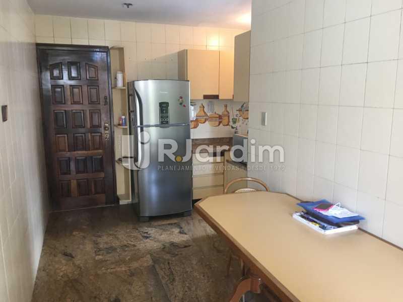 Copa/cozinha - Apartamento Leblon 3 Quartos Compra Venda Avaliação Imóveis - AP1702 - 26