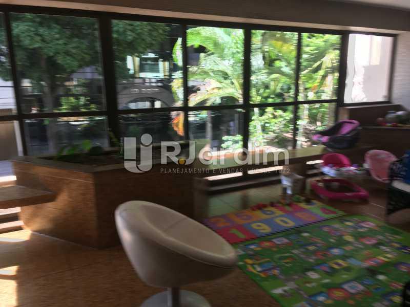 Playground - Apartamento Leblon 3 Quartos Compra Venda Avaliação Imóveis - AP1702 - 29