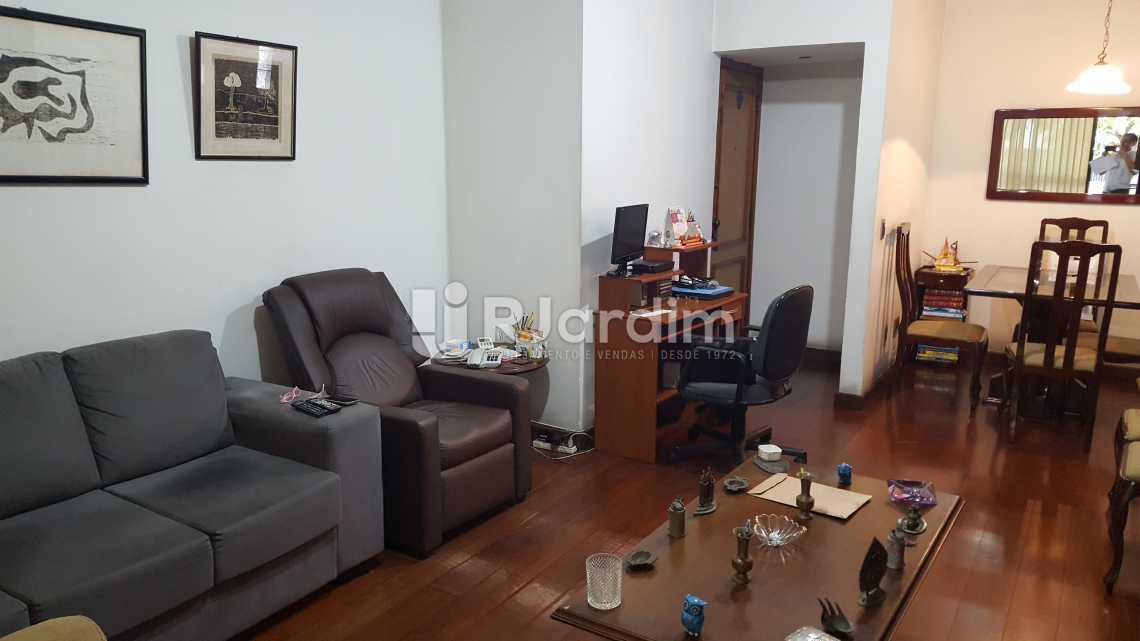Sala - Apartamento À VENDA, Leblon, Rio de Janeiro, RJ - LAAP31464 - 5