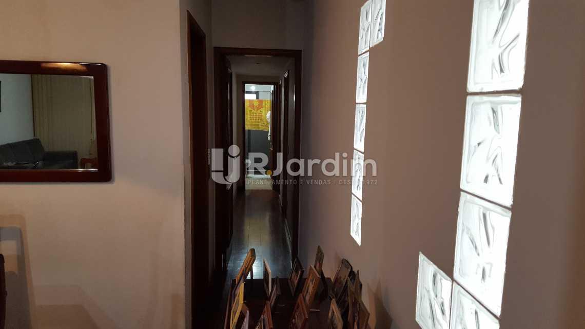 Circulação - Apartamento À VENDA, Leblon, Rio de Janeiro, RJ - LAAP31464 - 8