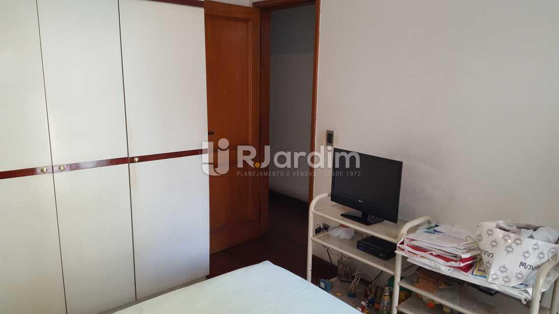 Quarto - Apartamento À VENDA, Leblon, Rio de Janeiro, RJ - LAAP31464 - 17