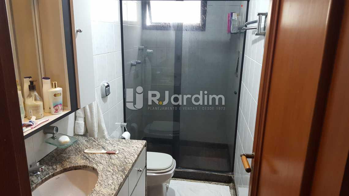 Banheiro suite - Apartamento À VENDA, Leblon, Rio de Janeiro, RJ - LAAP31464 - 13