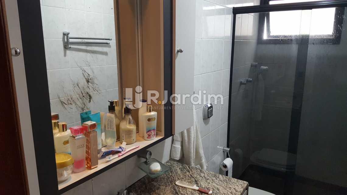 Banheiro suite - Apartamento À VENDA, Leblon, Rio de Janeiro, RJ - LAAP31464 - 12