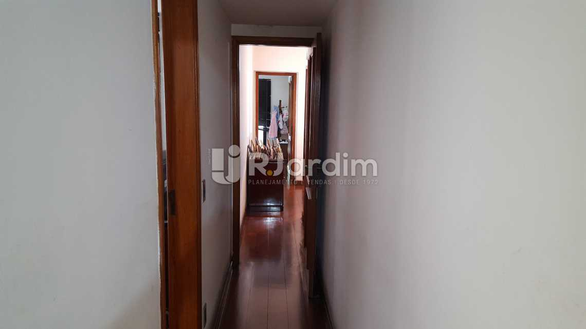 Circulação - Apartamento À VENDA, Leblon, Rio de Janeiro, RJ - LAAP31464 - 19