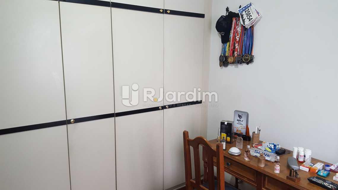 Quarto - Apartamento À VENDA, Leblon, Rio de Janeiro, RJ - LAAP31464 - 15
