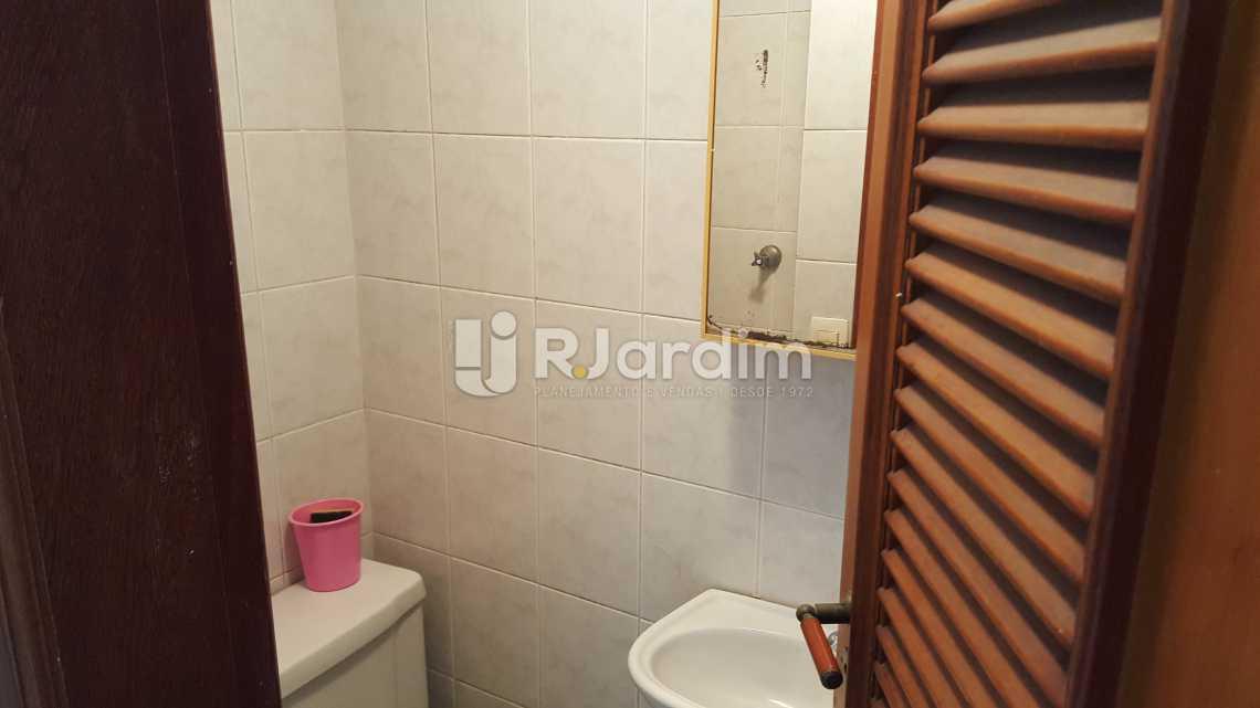 Lavabo - Apartamento À VENDA, Leblon, Rio de Janeiro, RJ - LAAP31464 - 9