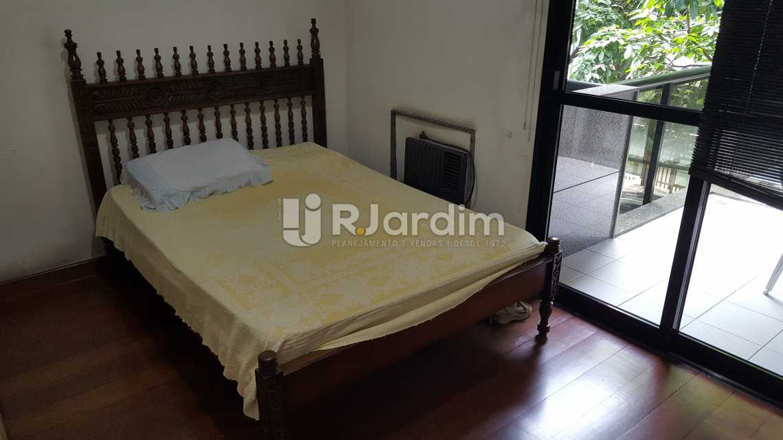 Quarto suite - Apartamento À VENDA, Leblon, Rio de Janeiro, RJ - LAAP31464 - 11