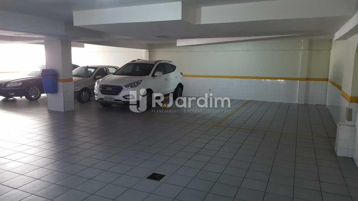 Garagem - Apartamento À VENDA, Leblon, Rio de Janeiro, RJ - LAAP31464 - 27