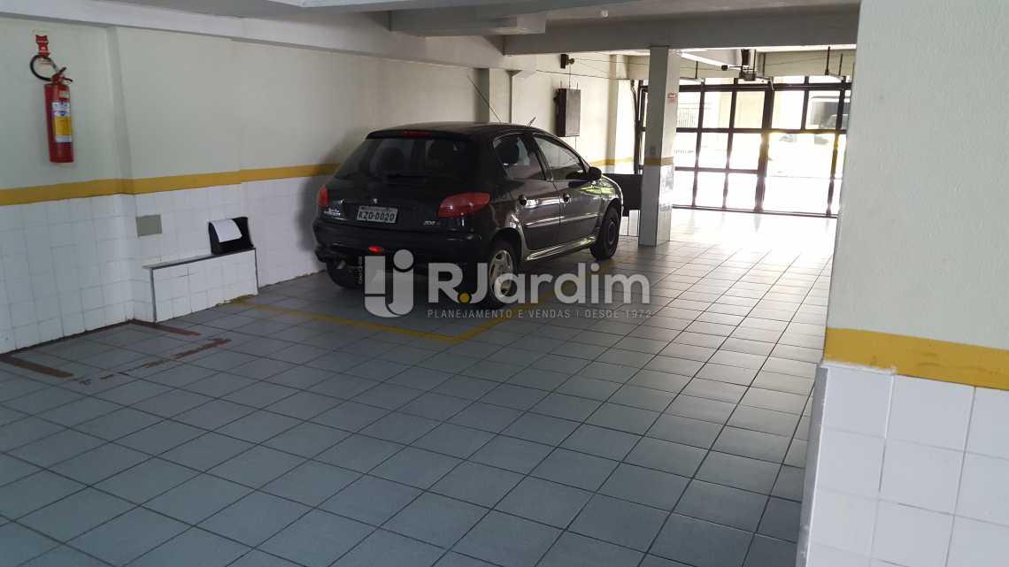 Garagem - Apartamento À VENDA, Leblon, Rio de Janeiro, RJ - LAAP31464 - 28