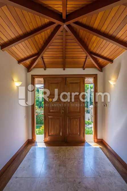 Entrada - Casa em Condominio À Venda - Itanhangá - Rio de Janeiro - RJ - LACN40020 - 7