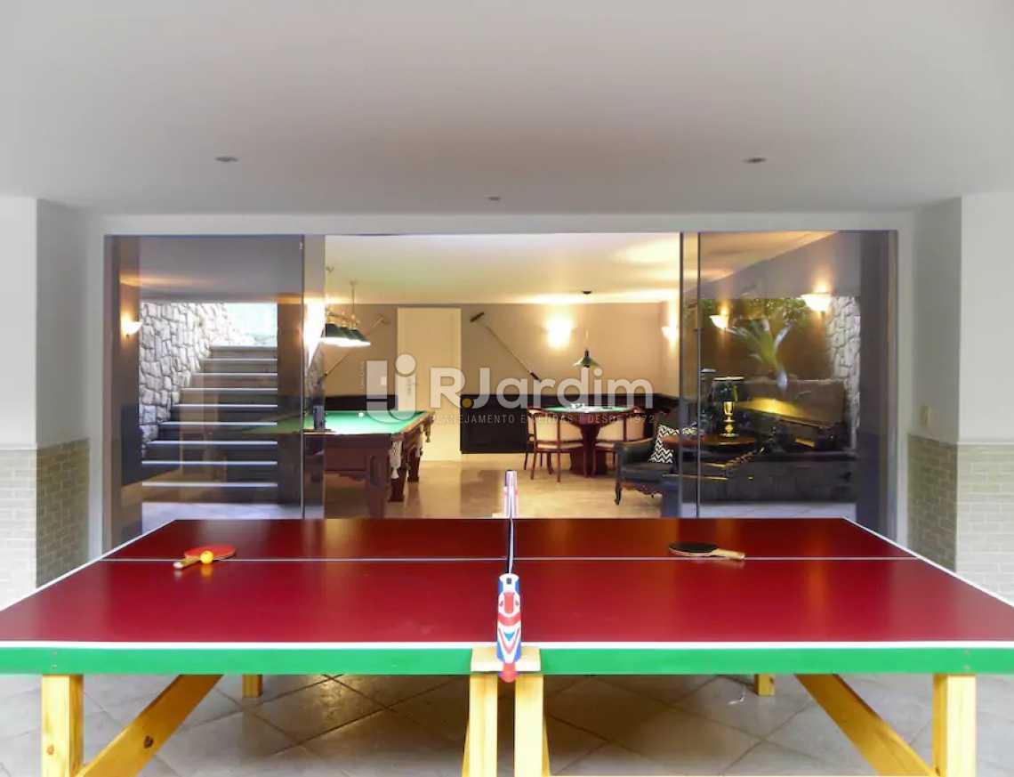 Salão de jogos - Casa em Condominio À Venda - Itanhangá - Rio de Janeiro - RJ - LACN40020 - 28