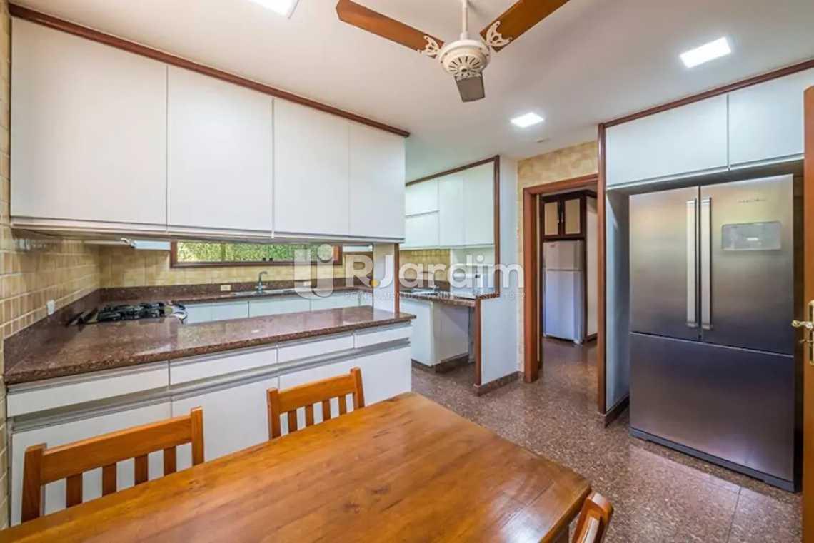 Cozinha - Casa em Condominio À Venda - Itanhangá - Rio de Janeiro - RJ - LACN40020 - 24