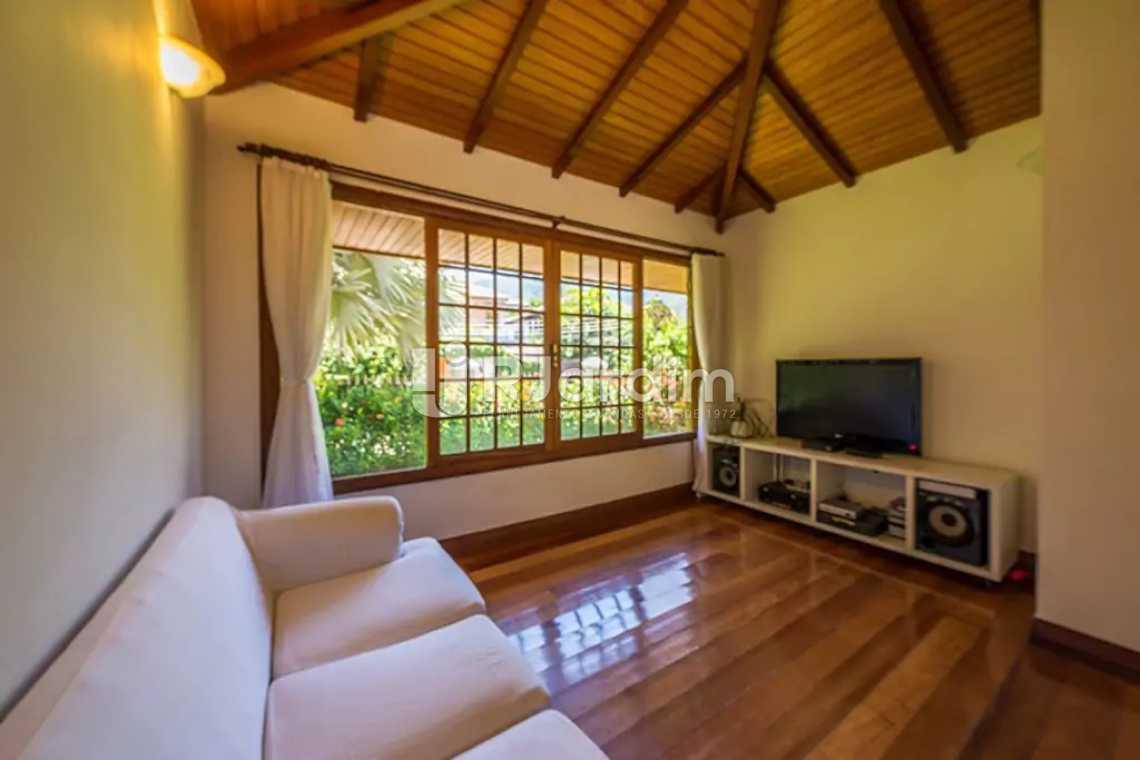 Sala TV - Casa em Condominio À Venda - Itanhangá - Rio de Janeiro - RJ - LACN40020 - 22