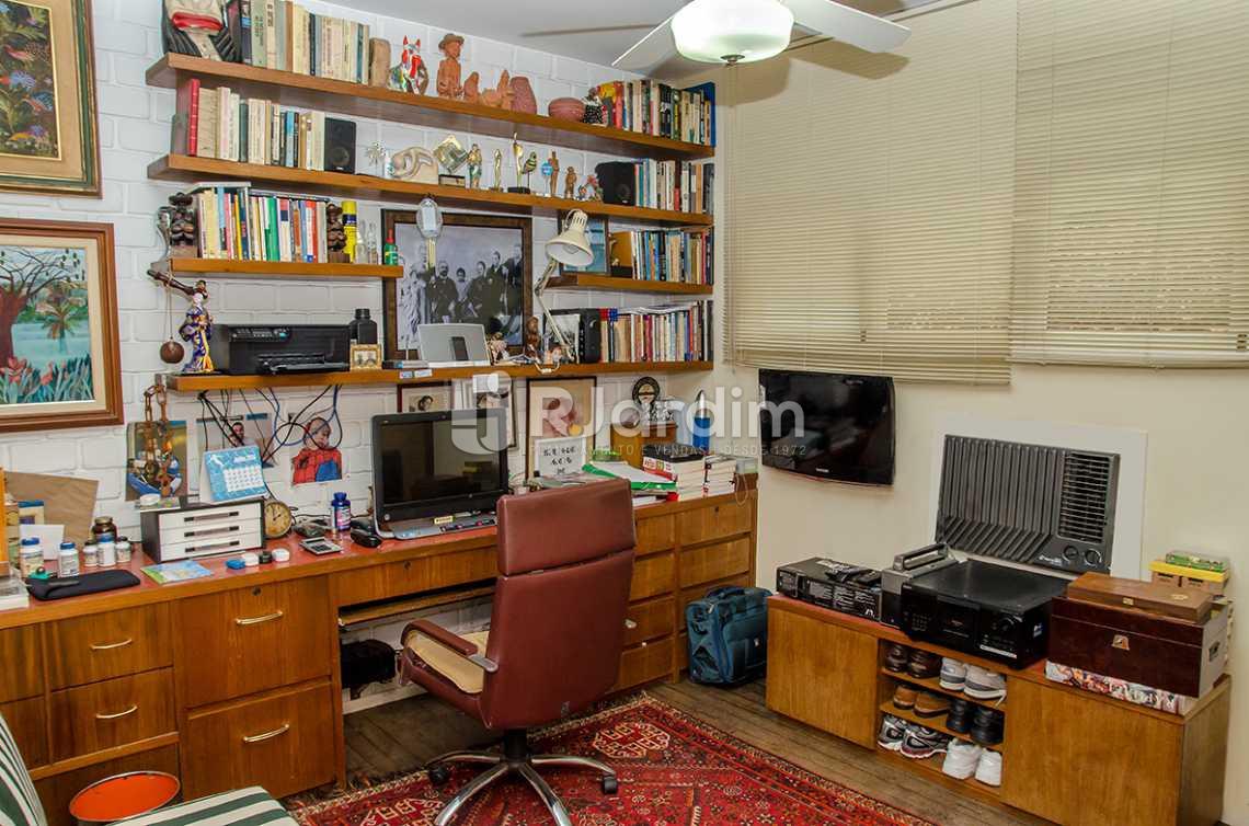 escritório - Compra Venda Casa Jardim Botânico 4 Quartos - CA0184 - 10