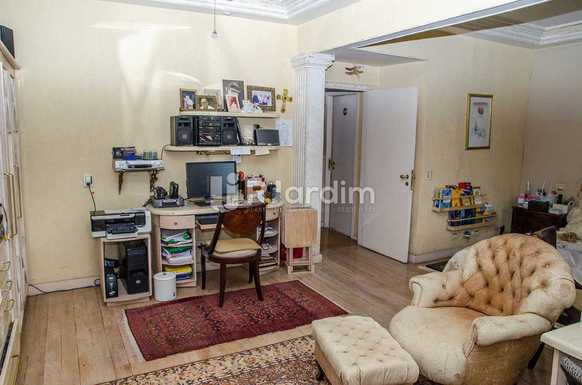 sala íntima - Compra Venda Casa Jardim Botânico 4 Quartos - CA0184 - 17