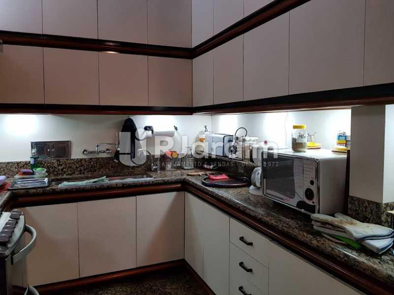 Cozinha - Cobertura À Venda - Leblon - Rio de Janeiro - RJ - LACO20083 - 25