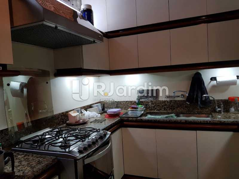 Cozinha - Cobertura À Venda - Leblon - Rio de Janeiro - RJ - LACO20083 - 26