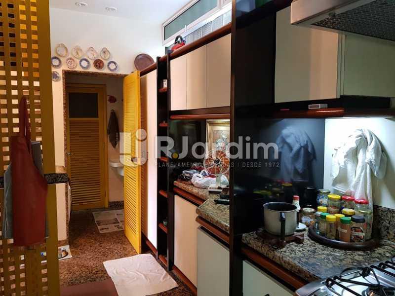 Cozinha - Cobertura À Venda - Leblon - Rio de Janeiro - RJ - LACO20083 - 27