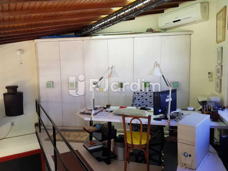 Escritório (3º andar) - Cobertura À Venda - Leblon - Rio de Janeiro - RJ - LACO20083 - 19