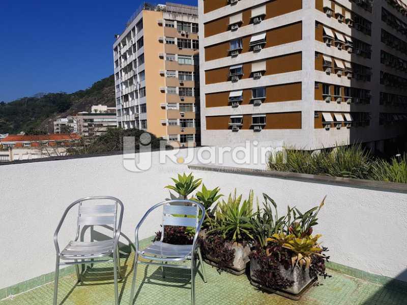 Terraço - Cobertura À Venda - Leblon - Rio de Janeiro - RJ - LACO20083 - 23