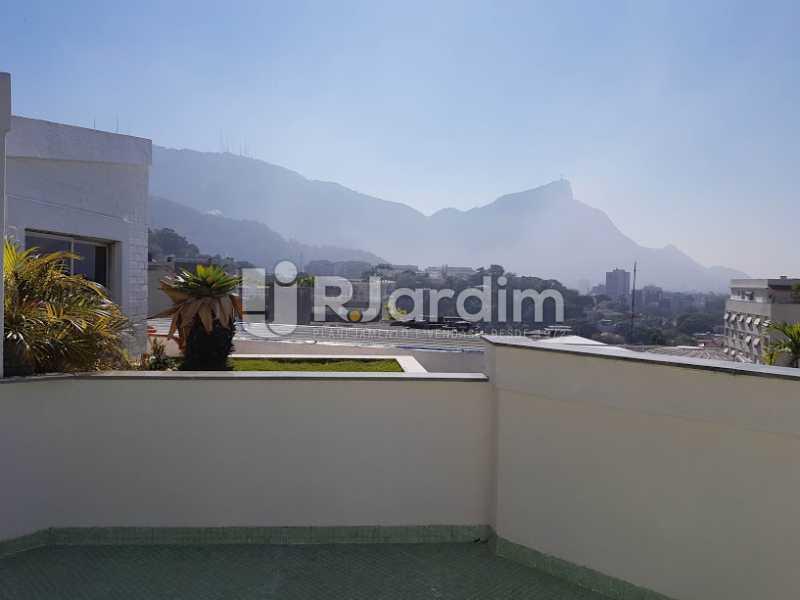 Terraço - Cobertura À Venda - Leblon - Rio de Janeiro - RJ - LACO20083 - 21